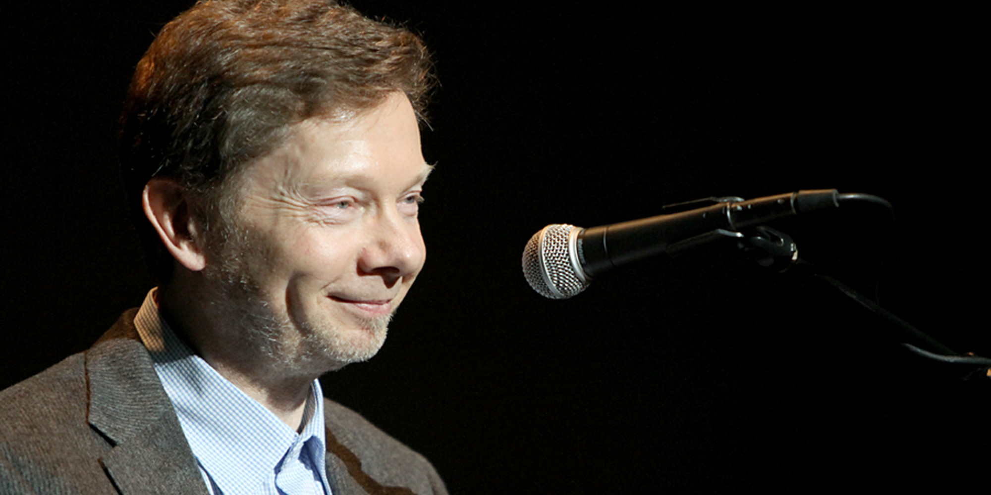 Eckhart Tolle featured in Zammtopia