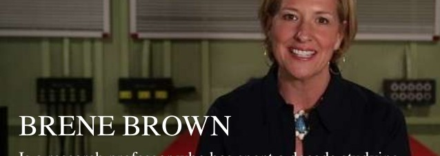 Brene Brown featured on Zammtopia