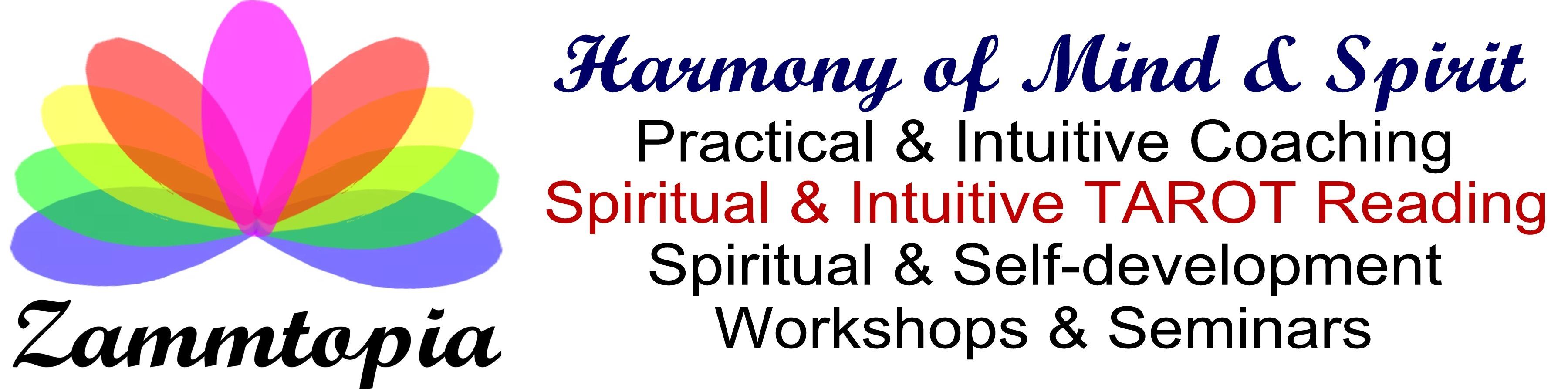 Zammtopia - Harmony of Mind and Spirit